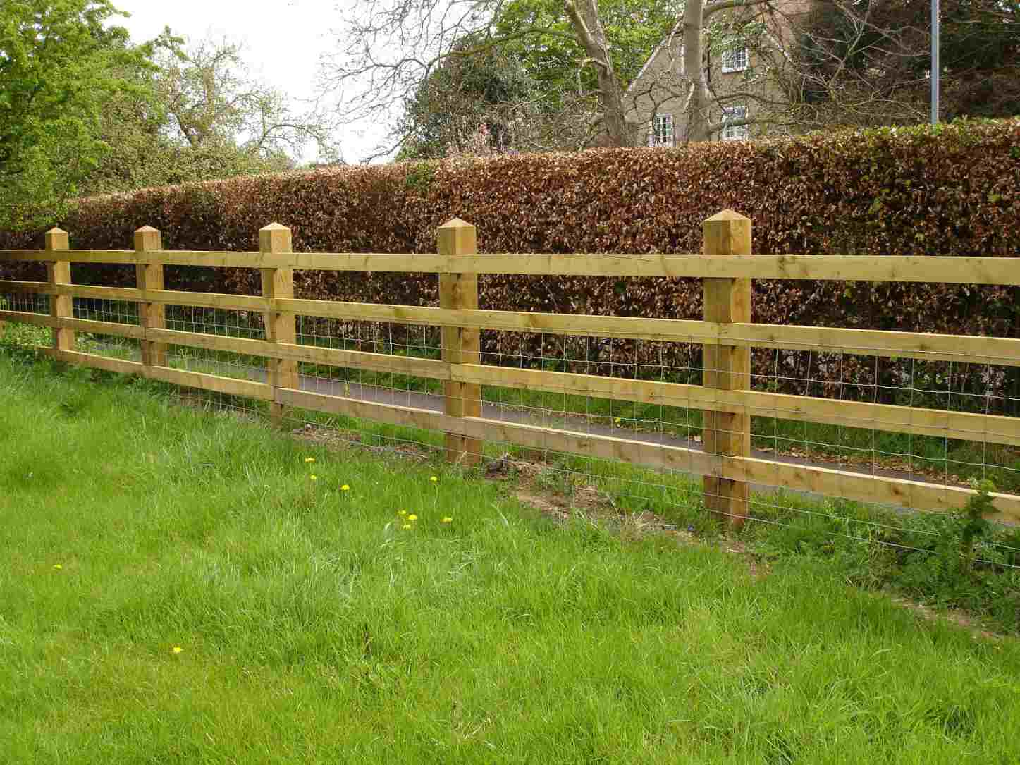 Cedar Split rail custom gates, by Cedar Split Rail Designs we